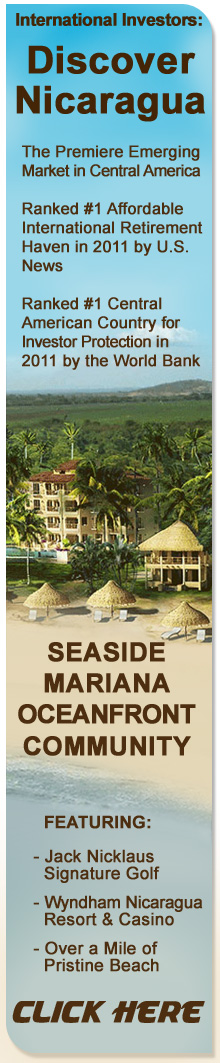 International Real Estate - Nicaragua