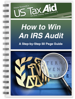 Report: How to Win an IRS Audit